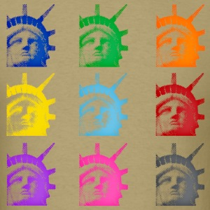 Colors of Liberty T-Shirts - Men's T-Shirt
