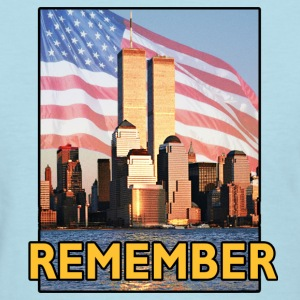 9/11 Remember 9-11 Women's T-Shirts - Women's T-Shirt
