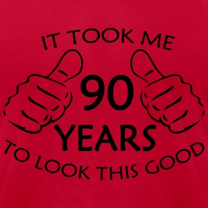 It Took Me 90 Years to Look This Good Shirt - Men's T-Shirt by American Apparel