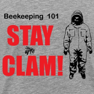 Stay calm. - Men's Premium T-Shirt