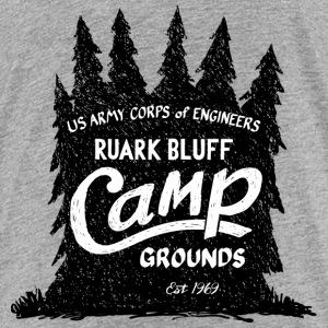 Ruark Bluff Camp Grounds - Kids' Premium T-Shirt