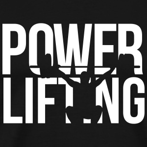 powerlifting T-Shirts - Men's Premium T-Shirt