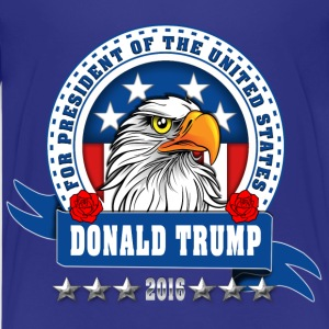 Donald Trump for president Kids' Shirts - Kids' Premium T-Shirt