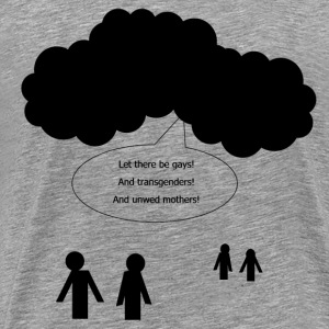 And God Said... T-Shirts - Men's Premium T-Shirt