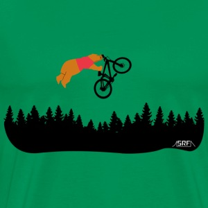 Fun MTB T-Shirts - Men's Premium T-Shirt