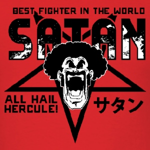 HAIL MR SATAN - Men's T-Shirt
