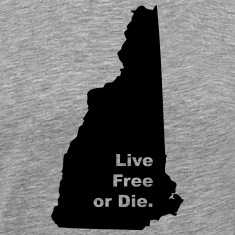 New Hampshire State Motto