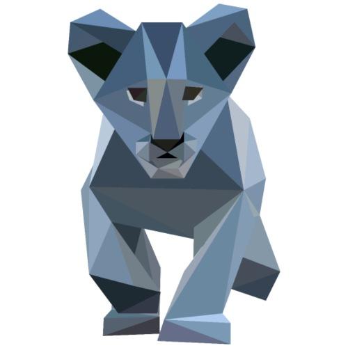 Blue Crystal Cub