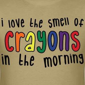 Crayons - Men's T-Shirt