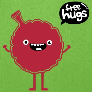 Funny & Cute Whoopee Cushion - Free Hugs Bags & backpacks - Tote Bag