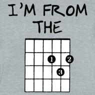 Design ~ Detroit Guitar Shirt