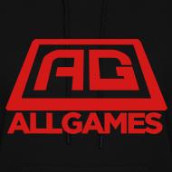 Design ~ AllGames Women's Hoodie