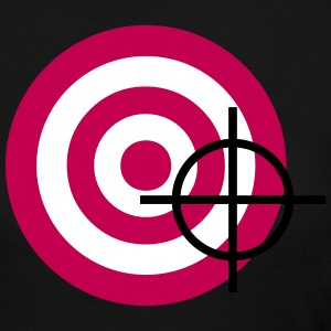 target with a targeting Long Sleeve Shirts - Women's Long Sleeve Jersey T-Shirt