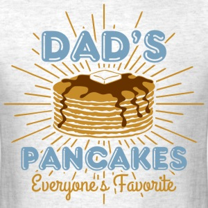 Dad's Pancakes T-Shirts - Men's T-Shirt