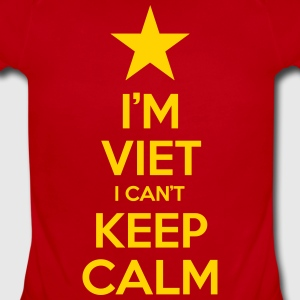 i'm Viet I Can't Keep Calm Baby & Toddler Shirts - Short Sleeve Baby Bodysuit
