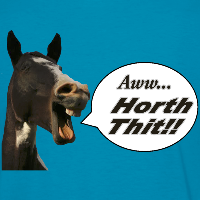 Ladies's T-Back- Horth Thit!
