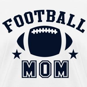 FOOTBALL MOM STAR DESIGN