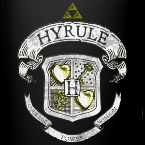 Hyrule Crest Mugs & Drinkware - Full Color Mug