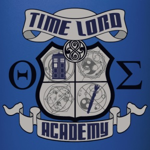 Time Lord Crest Mugs & Drinkware - Full Color Mug