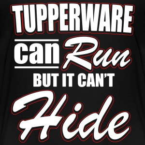 geocaching: Tupperware can run, but it can't hide Baby & Toddler Shirts - Toddler Premium T-Shirt