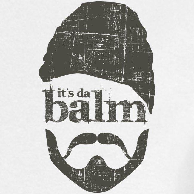 It's Da Balm Logo Tee