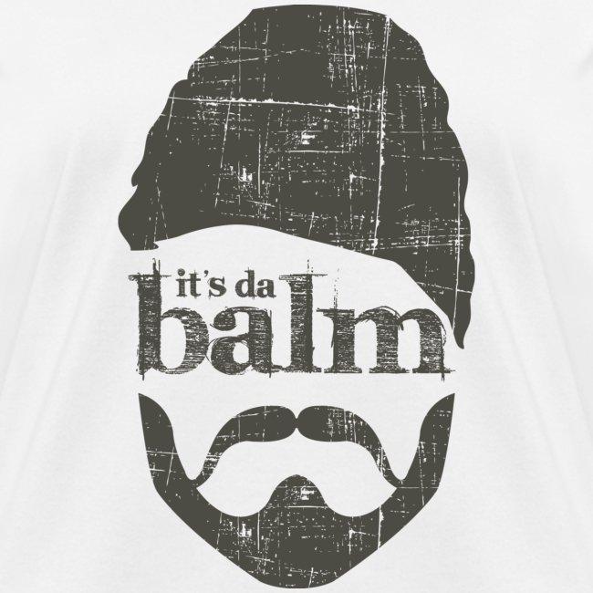 It's Da Balm Large Womens Logo Tee