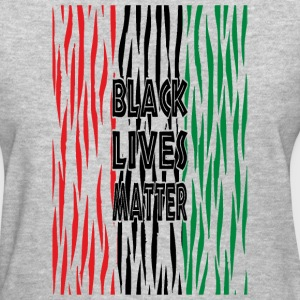 Black Lives Matter Tiger Women's T-Shirts - Women's T-Shirt