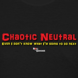 Chaotic Neutral Alignment Women's T-Shirts - Women's T-Shirt