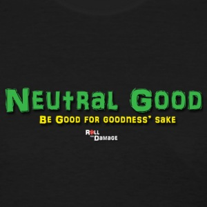 Neutral Good Alignment Women's T-Shirts - Women's T-Shirt