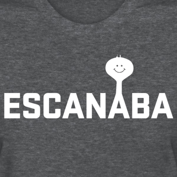 Escanaba Water Tower Women's T-Shirts - Women's T-Shirt