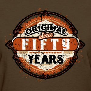 Original since 50 Years - Women's T-Shirt