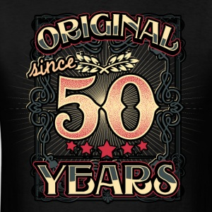 Original since 50 Years - Men's T-Shirt