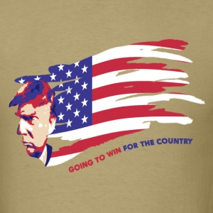Trump is Leading - Men's T-Shirt