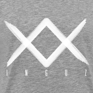 Natalie Ceva Music: XX Grey T-Shirt - Men's Premium T-Shirt