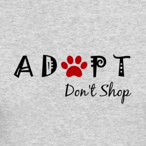 Adopt! - Men's Long Sleeve T-Shirt by Next Level