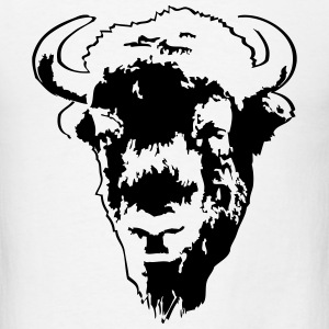 Buffalo - Bison - Bull T-Shirts - Men's T-Shirt