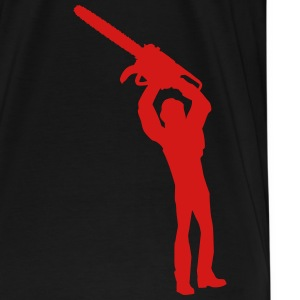 chainsaw T-Shirts - Men's Premium T-Shirt