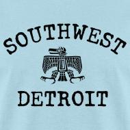 Design ~ Southwest Detroit Aztec Eagle