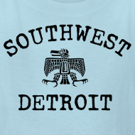 Design ~ Southwest Detroit Aztec Eagle