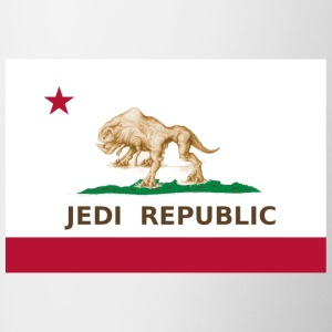 Jedi Republic Mug - Contrast Coffee Mug
