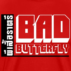 BAD BUTTERFLY T-Shirts - Men's Premium T-Shirt