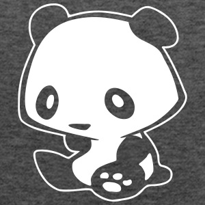 Kawaii Panda Tanks - Women's Flowy Tank Top by Bella