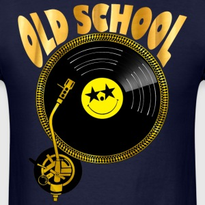 gold music T-Shirts - Men's T-Shirt