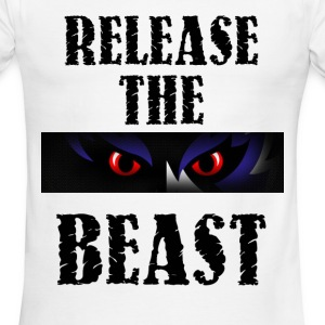 The Beast - Men's Ringer T-Shirt