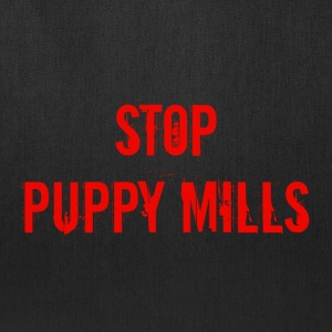 Stop puppy mills - Tote Bag