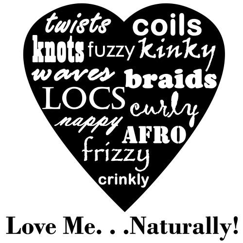 Love Me Naturally in Flex Print