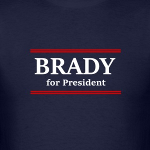 Brady for Pres! - Men's T-Shirt