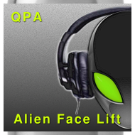 Design ~ Alien Face Lift Digital :: Thermo