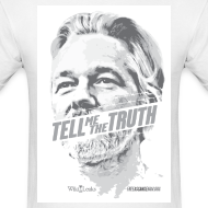 Design ~ Tell me the truth: Assange