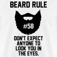 Design ~ Beard Rule #58